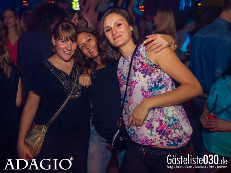 https://www.gaesteliste030.de/Partyfoto #158 Adagio Berlin vom 11.10.2013