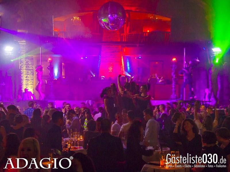 https://www.gaesteliste030.de/Partyfoto #17 Adagio Berlin vom 11.10.2013