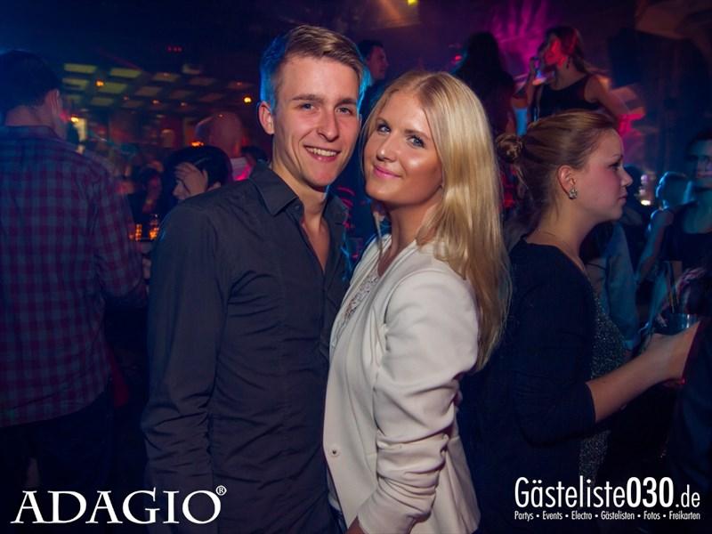 https://www.gaesteliste030.de/Partyfoto #174 Adagio Berlin vom 11.10.2013