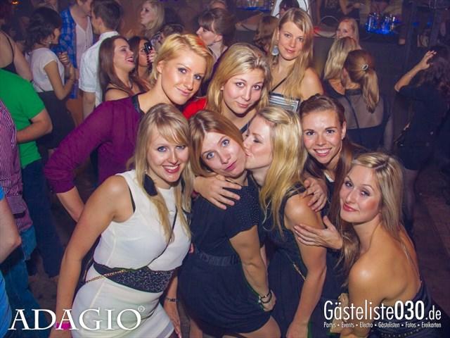 Partypics Adagio 11.10.2013 Ladies Night