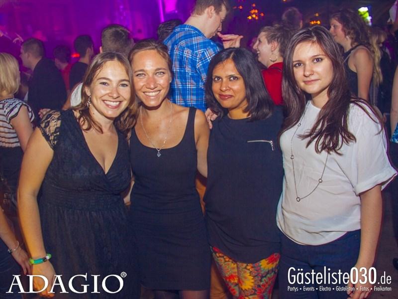 https://www.gaesteliste030.de/Partyfoto #85 Adagio Berlin vom 11.10.2013