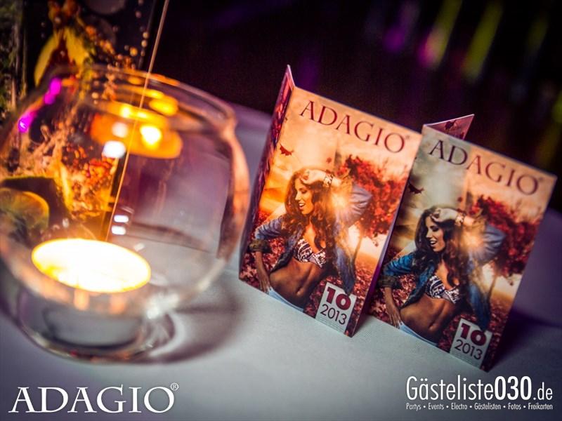 https://www.gaesteliste030.de/Partyfoto #107 Adagio Berlin vom 11.10.2013