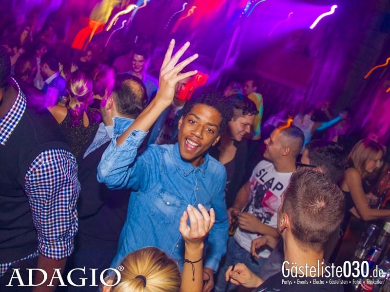 https://www.gaesteliste030.de/Partyfoto #8 Adagio Berlin vom 11.10.2013