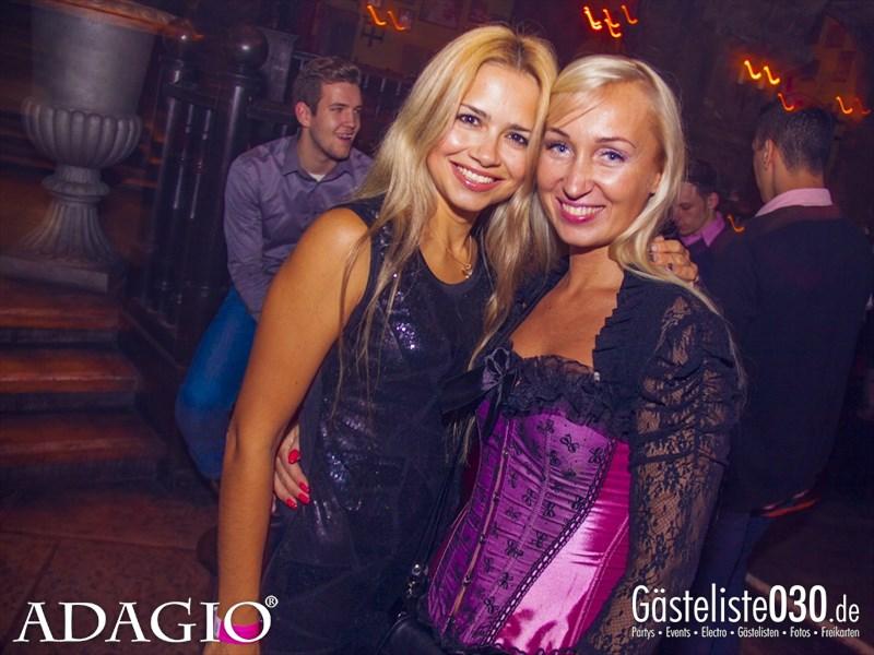 https://www.gaesteliste030.de/Partyfoto #18 Adagio Berlin vom 11.10.2013