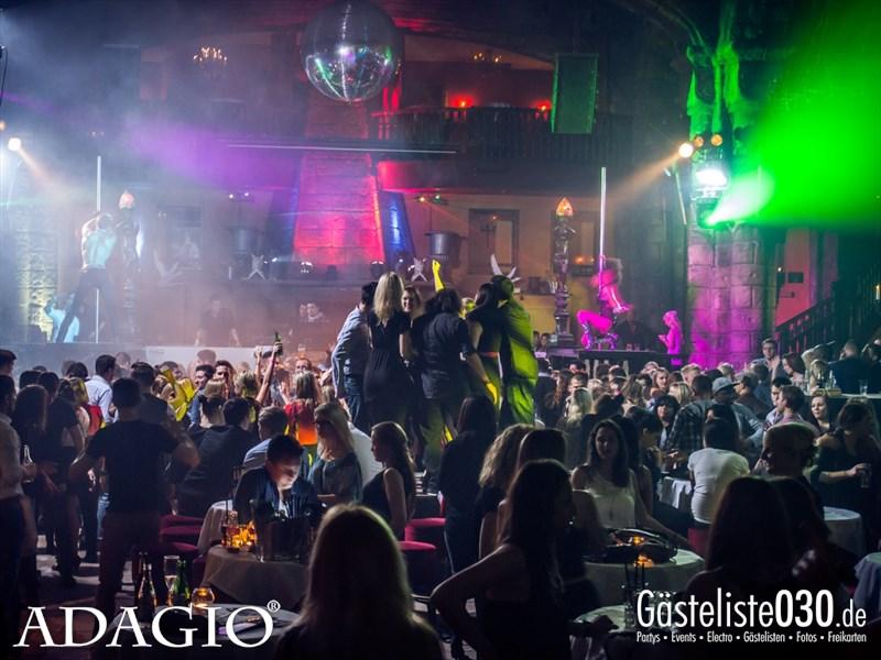 https://www.gaesteliste030.de/Partyfoto #105 Adagio Berlin vom 11.10.2013
