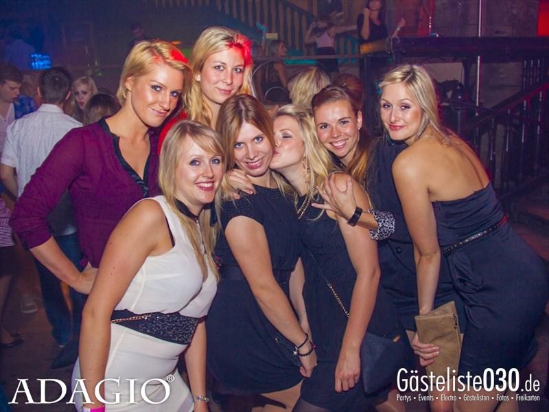 https://www.gaesteliste030.de/Partyfoto #43 Adagio Berlin vom 11.10.2013