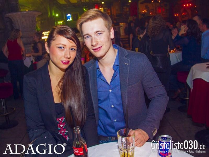 https://www.gaesteliste030.de/Partyfoto #28 Adagio Berlin vom 11.10.2013