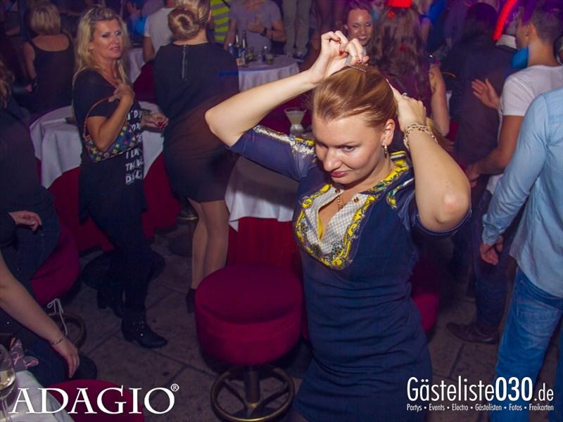 https://www.gaesteliste030.de/Partyfoto #74 Adagio Berlin vom 11.10.2013