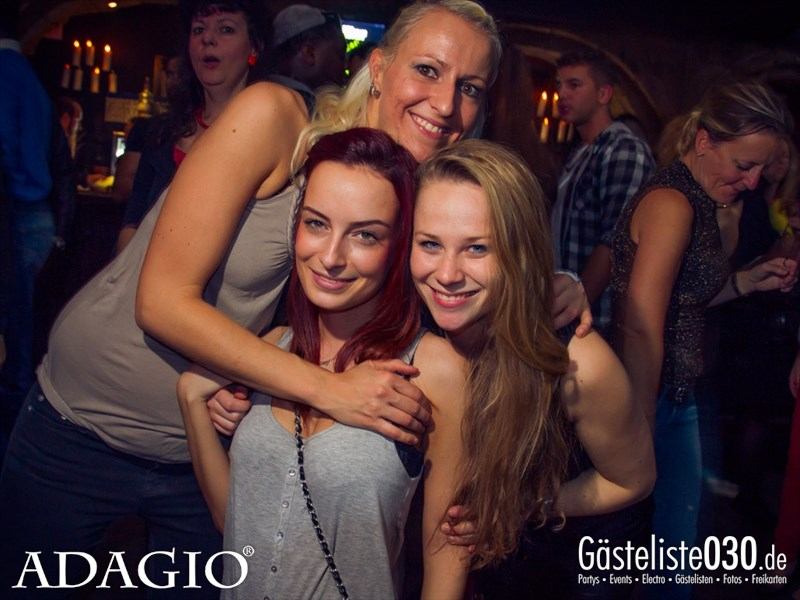 https://www.gaesteliste030.de/Partyfoto #132 Adagio Berlin vom 11.10.2013