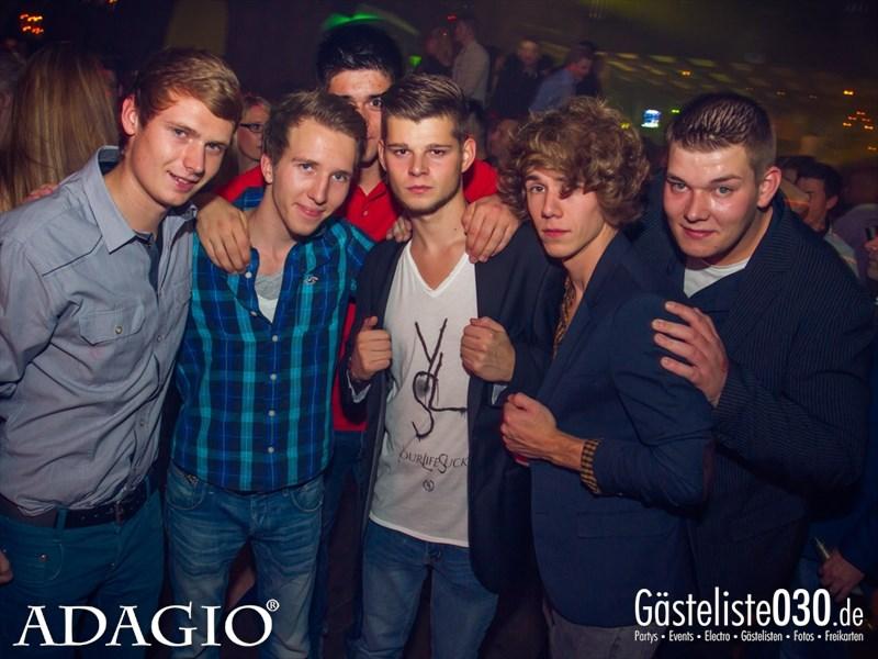 https://www.gaesteliste030.de/Partyfoto #118 Adagio Berlin vom 11.10.2013
