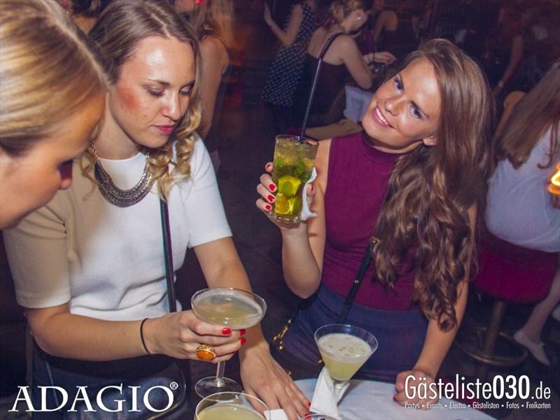 https://www.gaesteliste030.de/Partyfoto #59 Adagio Berlin vom 11.10.2013