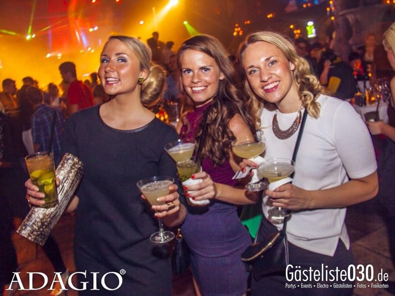 https://www.gaesteliste030.de/Partyfoto #66 Adagio Berlin vom 11.10.2013