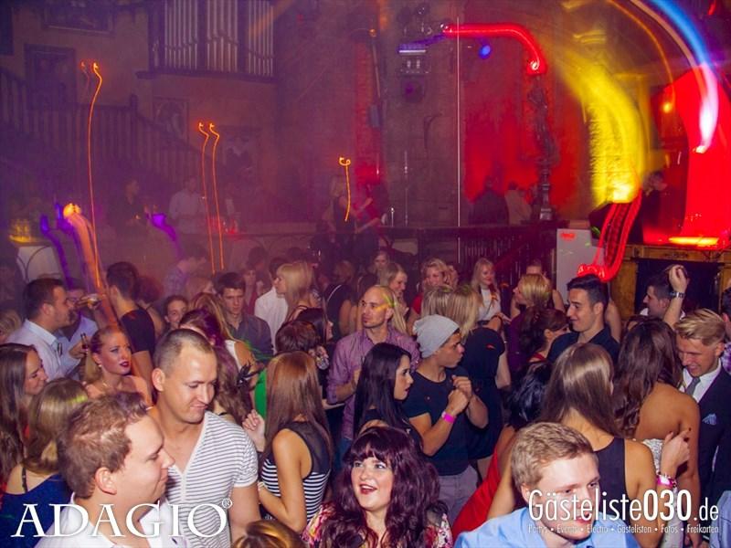 https://www.gaesteliste030.de/Partyfoto #54 Adagio Berlin vom 11.10.2013