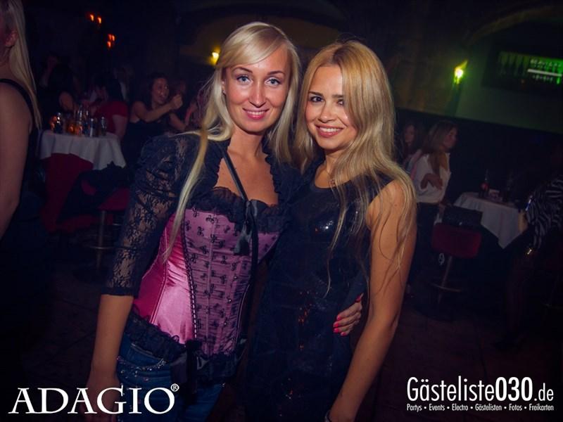 https://www.gaesteliste030.de/Partyfoto #161 Adagio Berlin vom 11.10.2013