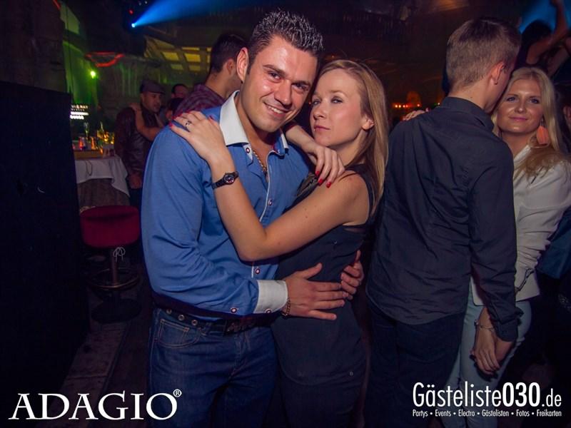 https://www.gaesteliste030.de/Partyfoto #153 Adagio Berlin vom 11.10.2013