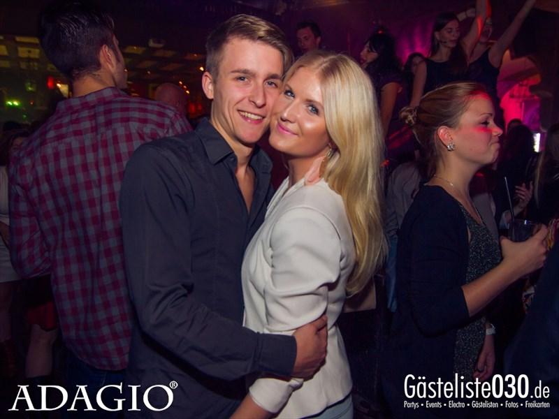 https://www.gaesteliste030.de/Partyfoto #175 Adagio Berlin vom 11.10.2013