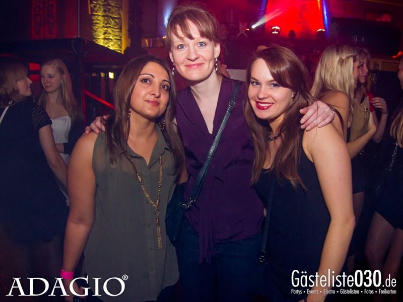 https://www.gaesteliste030.de/Partyfoto #181 Adagio Berlin vom 11.10.2013