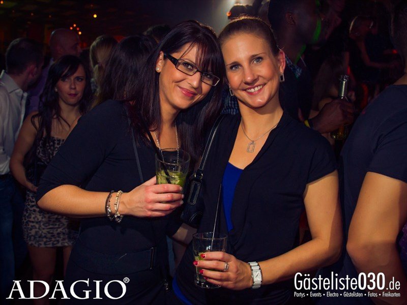 https://www.gaesteliste030.de/Partyfoto #133 Adagio Berlin vom 11.10.2013
