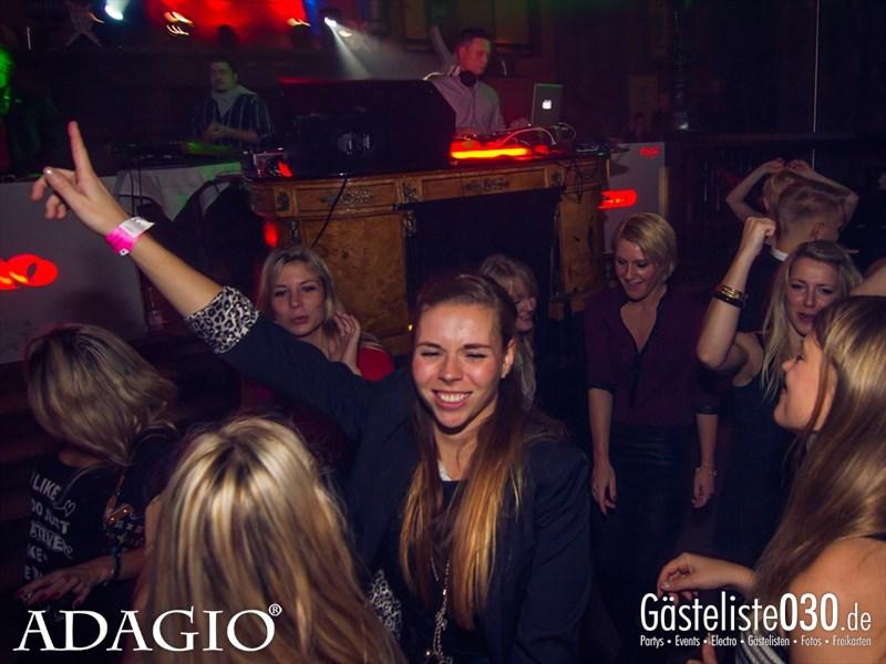 https://www.gaesteliste030.de/Partyfoto #180 Adagio Berlin vom 11.10.2013