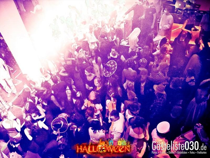 https://www.gaesteliste030.de/Partyfoto #111 Umspannwerk am Alexanderplatz Berlin vom 26.10.2013