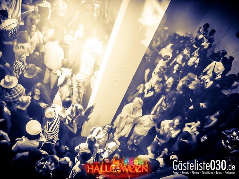 https://www.gaesteliste030.de/Partyfoto #106 Umspannwerk am Alexanderplatz Berlin vom 26.10.2013
