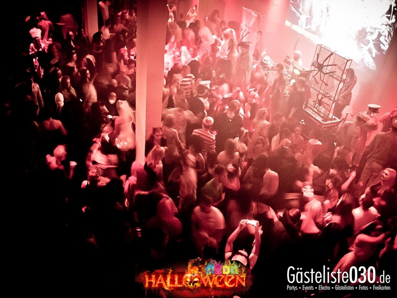 https://www.gaesteliste030.de/Partyfoto #24 Umspannwerk am Alexanderplatz Berlin vom 26.10.2013