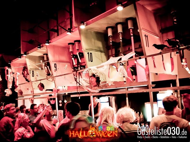 https://www.gaesteliste030.de/Partyfoto #129 Umspannwerk am Alexanderplatz Berlin vom 26.10.2013