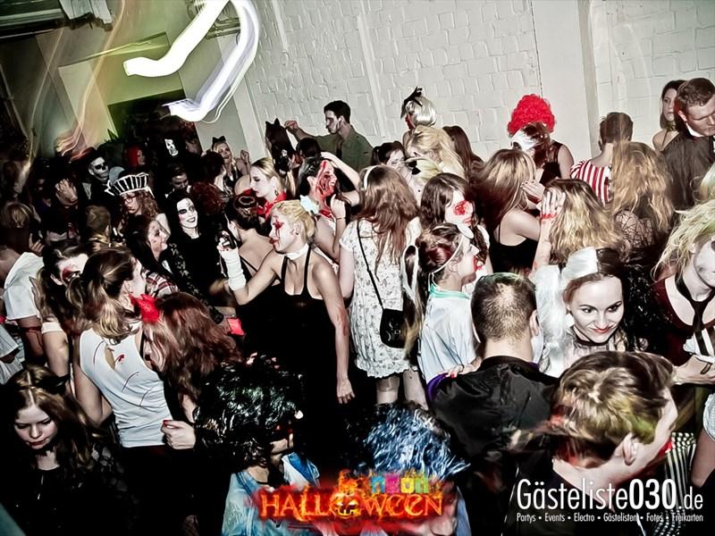 https://www.gaesteliste030.de/Partyfoto #155 Umspannwerk am Alexanderplatz Berlin vom 26.10.2013