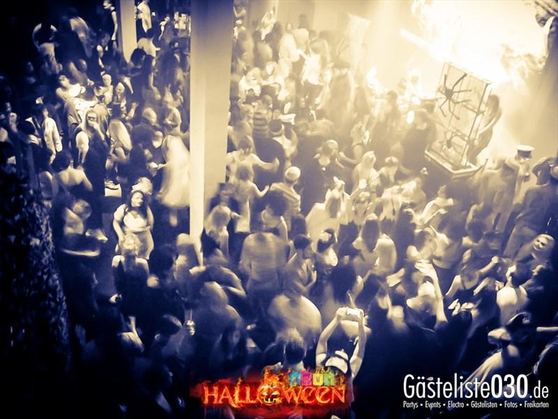 https://www.gaesteliste030.de/Partyfoto #116 Umspannwerk am Alexanderplatz Berlin vom 26.10.2013