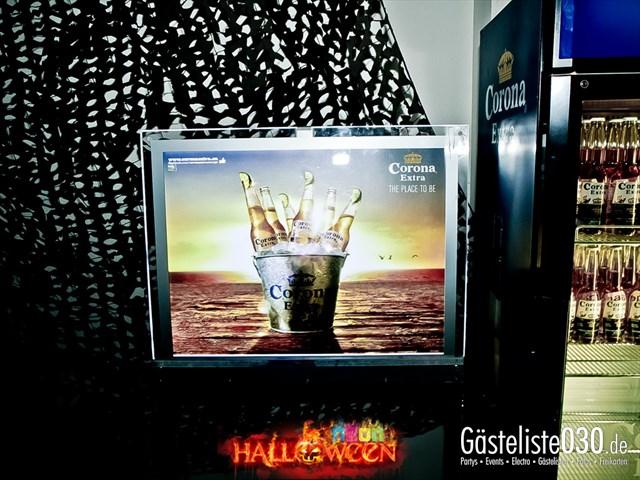 Partypics Umspannwerk am Alexanderplatz 26.10.2013 Neon Halloween presented by Berlin Dungeon
