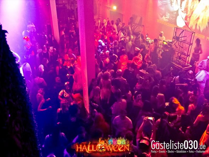 https://www.gaesteliste030.de/Partyfoto #83 Umspannwerk am Alexanderplatz Berlin vom 26.10.2013