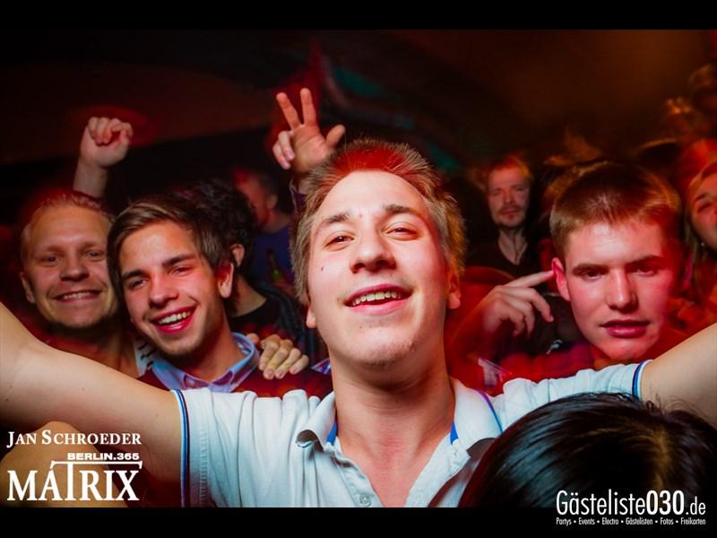 https://www.gaesteliste030.de/Partyfoto #151 Matrix Berlin vom 18.10.2013