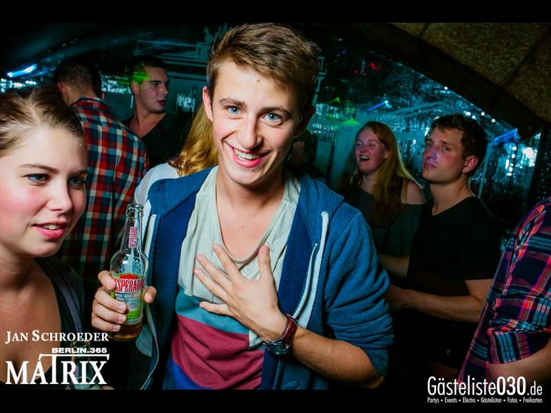 https://www.gaesteliste030.de/Partyfoto #123 Matrix Berlin vom 18.10.2013