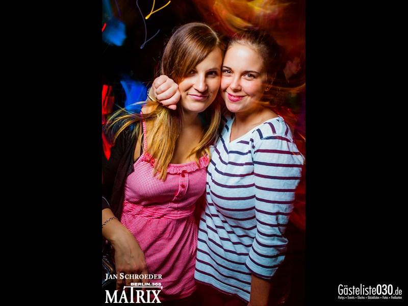 https://www.gaesteliste030.de/Partyfoto #78 Matrix Berlin vom 18.10.2013