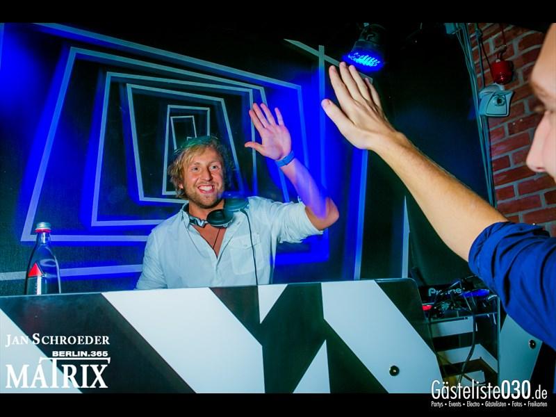 https://www.gaesteliste030.de/Partyfoto #130 Matrix Berlin vom 18.10.2013