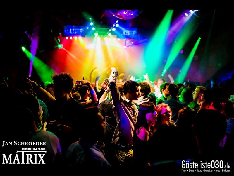 https://www.gaesteliste030.de/Partyfoto #68 Matrix Berlin vom 18.10.2013