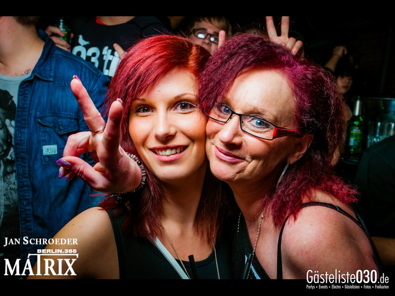 https://www.gaesteliste030.de/Partyfoto #100 Matrix Berlin vom 18.10.2013