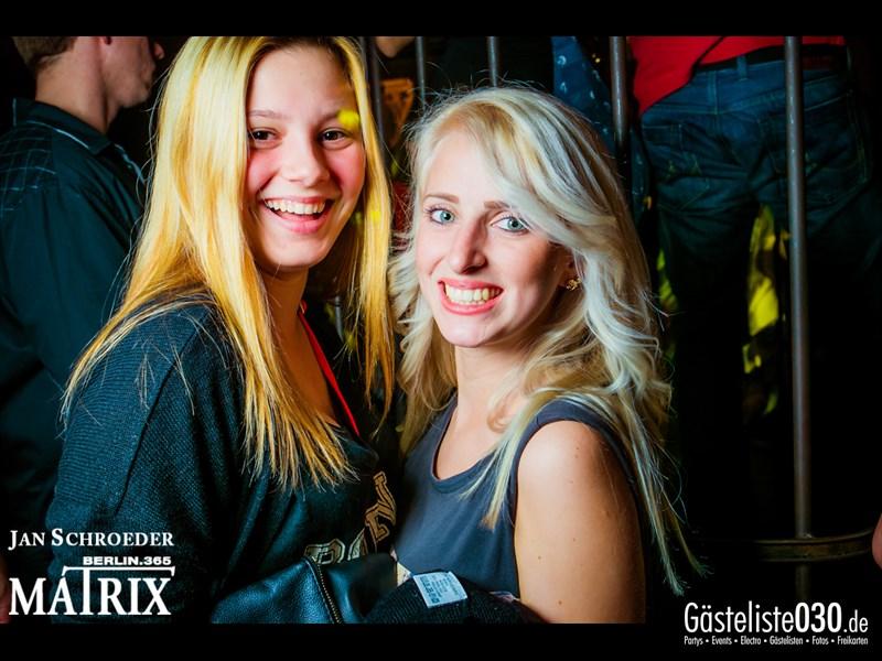 https://www.gaesteliste030.de/Partyfoto #48 Matrix Berlin vom 18.10.2013