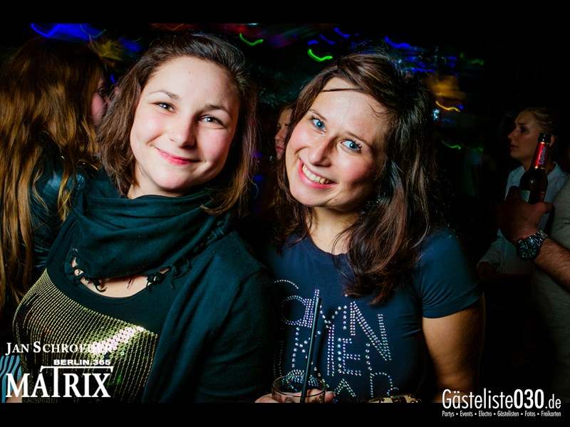 https://www.gaesteliste030.de/Partyfoto #97 Matrix Berlin vom 18.10.2013