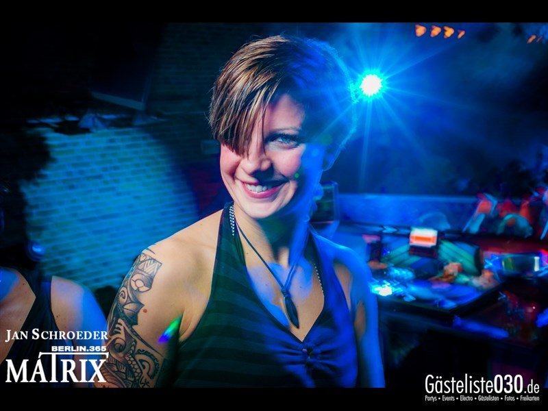 https://www.gaesteliste030.de/Partyfoto #36 Matrix Berlin vom 18.10.2013
