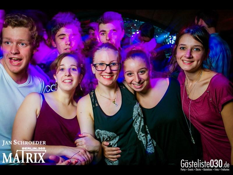 https://www.gaesteliste030.de/Partyfoto #111 Matrix Berlin vom 18.10.2013