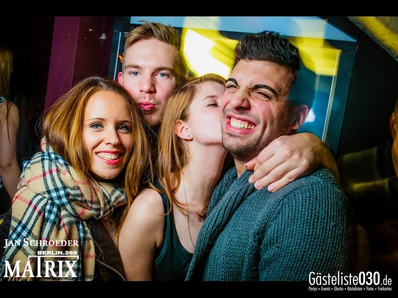 https://www.gaesteliste030.de/Partyfoto #104 Matrix Berlin vom 18.10.2013