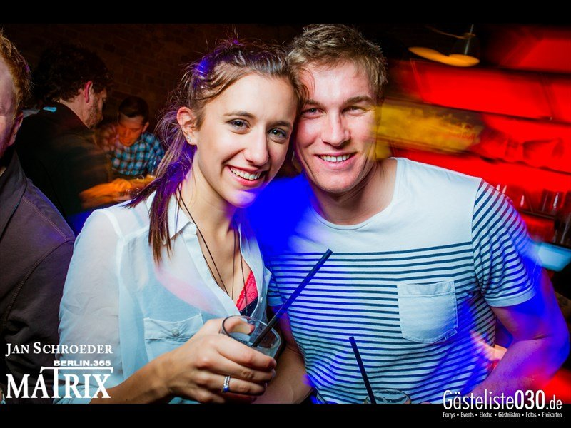 https://www.gaesteliste030.de/Partyfoto #149 Matrix Berlin vom 18.10.2013