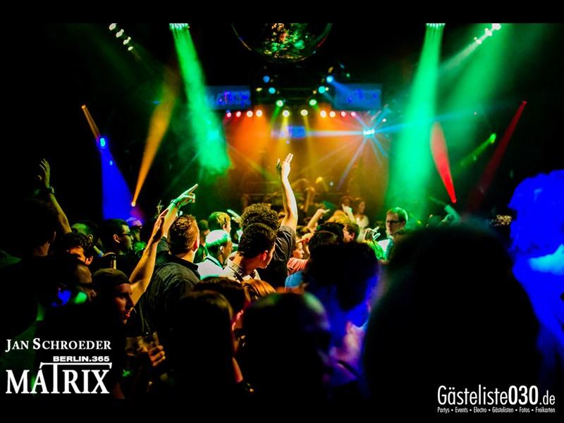 https://www.gaesteliste030.de/Partyfoto #62 Matrix Berlin vom 18.10.2013