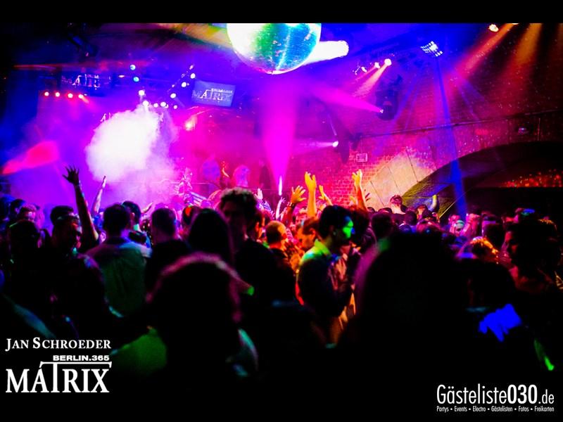 https://www.gaesteliste030.de/Partyfoto #164 Matrix Berlin vom 18.10.2013
