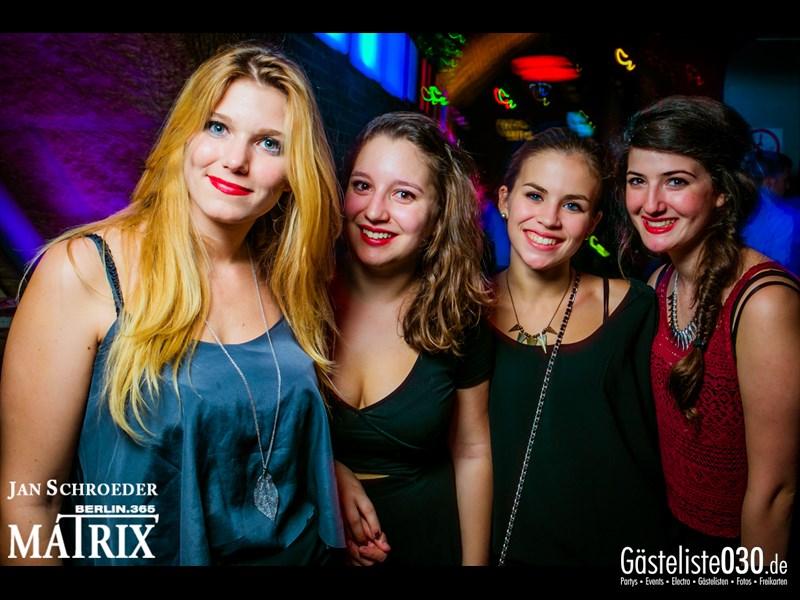 https://www.gaesteliste030.de/Partyfoto #17 Matrix Berlin vom 18.10.2013