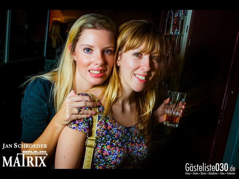 https://www.gaesteliste030.de/Partyfoto #109 Matrix Berlin vom 18.10.2013