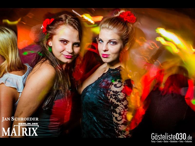 https://www.gaesteliste030.de/Partyfoto #6 Matrix Berlin vom 18.10.2013