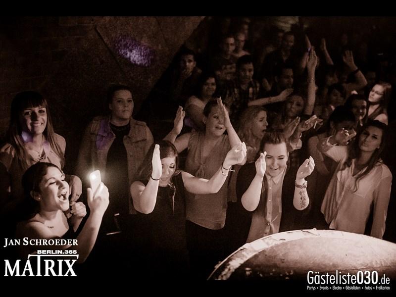 https://www.gaesteliste030.de/Partyfoto #142 Matrix Berlin vom 18.10.2013