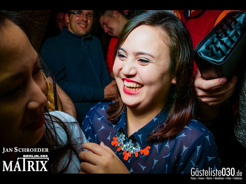 https://www.gaesteliste030.de/Partyfoto #146 Matrix Berlin vom 18.10.2013